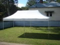 6 x 3m pop up marquee