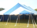 9 x 18m marquee